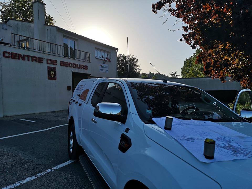 Recherche de fuite sur la commune de Boën-Sur-lignon.